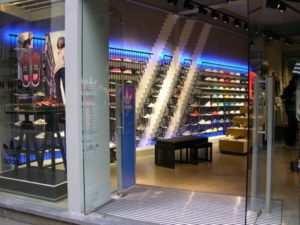 Adidas Antwerp, retail by JCA-Worthing