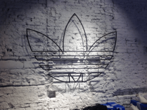 leading sportswear brand logo