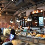 Caffe Nero Torsplan-interior counter view