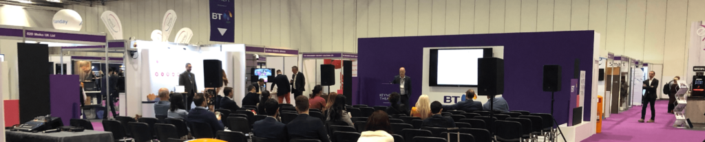 Hospitality Design Show featuring a talk by Julian Church on construction costing
