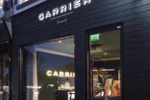 Carrier Travel, Alderley Edge- external view