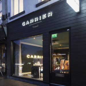 Carrier Travel, Alderley Edge- external view